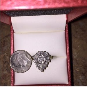 Zales/Kay Jewelry - Additional pics Pear/Baguette ring